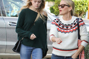 Ava Phillippe Boatneck Sweater