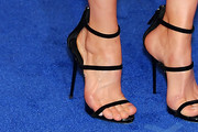 Michelle Monaghan Strappy Sandals