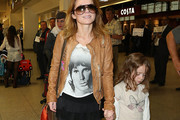 Geri Halliwell Leather Jacket