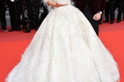 Michelle Rodriguez Princess Gown