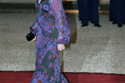 Christine Lagarde Evening Dress