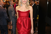 Pixie Lott Strapless Dress