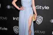 Greer Grammer Strapless Dress