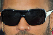 Lenny Kravitz Rectangular Sunglasses