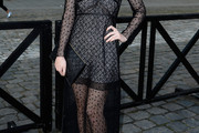 Dakota Fanning Evening Dress