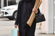 Tia Mowry Wool Coat