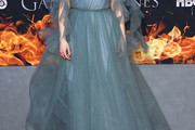 Emilia Clarke Princess Gown