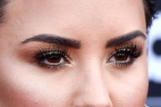 Demi Lovato Neutral Eyeshadow