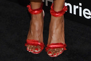 Renee Elise Goldsberry Evening Sandals