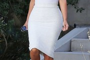 Kim Kardashian Pencil Skirt