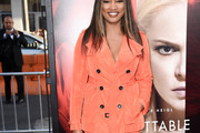 Garcelle Beauvais Pea Coat