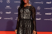 Shelly-Ann Fraser-Pryce Cocktail Dress