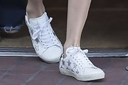Taylor Swift Leather Sneakers