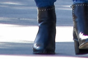 Julianne Hough Studded Boots