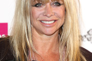 Jo Wood Long Straight Cut with Bangs