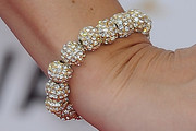 Crystal Allen Diamond Bracelet