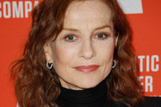 Isabelle Huppert Medium Curls