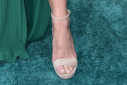 Chloe Bennet Strappy Sandals