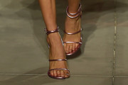 Bella Hadid Strappy Sandals