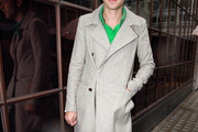 Mark Ronson Wool Coat