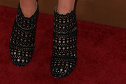 Paris Hilton Cutout Boots