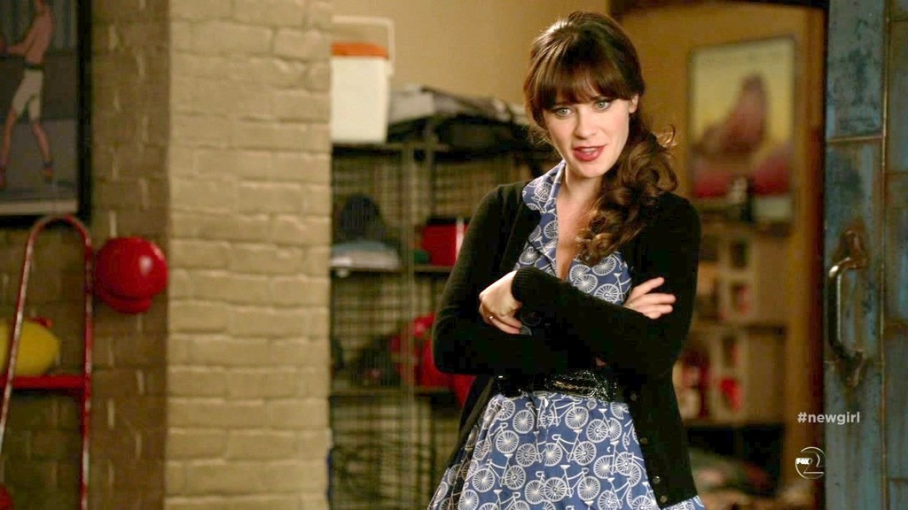 New Girl Photos Photos - New Girl Season 4 Episode 14 - Zimbio 9e0c34898