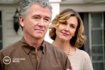 Brenda Strong and patrick duffy