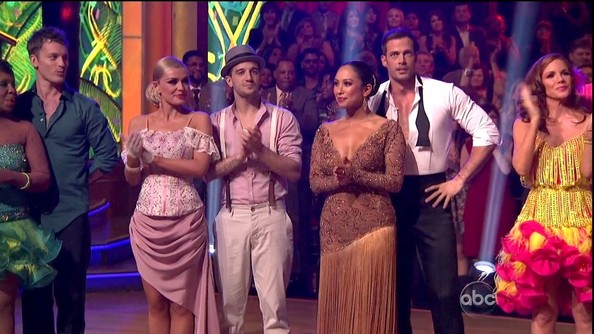 Cheryl Burke And Mark Ballas Photos Photos Dancing With The Stars