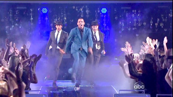 Chris Brown - Dancing with the Stars Season 14 Episode 15