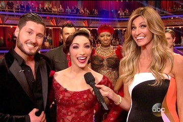 Erin Andrews Dancing with the Stars Season 18 Episode 4