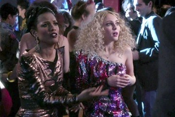 Freema Agyeman The Carrie Diaries Season 1 Episode 8