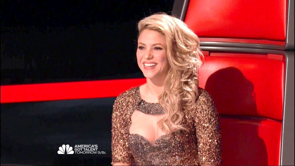 Shakira Photos Photos - The Voice Season 4 Episode 23 - Zimbio