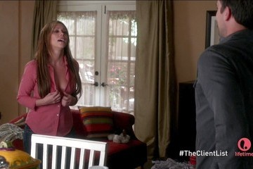 Jennifer Love Hewitt Colin Egglesfield The Client List Season 2 Episode 2