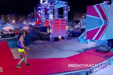 Kacy Catanzaro American Ninja Warrior Season 6 Episode 13