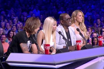 Mariah Carey Nicki Minaj American Idol Season 12 Episode 36