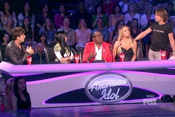 Mariah Carey Nicki Minaj American Idol Season 12 Episode 32