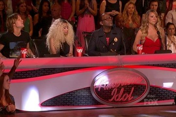 Mariah Carey Nicki Minaj American Idol Season 12 Episode 35