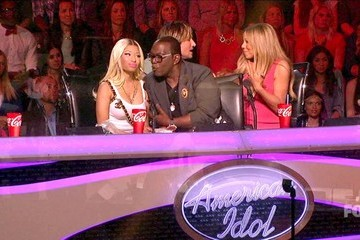 Mariah Carey Nicki Minaj American Idol Season 12 Episode 29