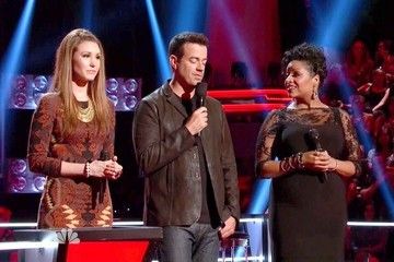 Nicole Nelson The Voice Season 3 Episode 16
