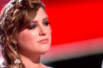 Sarah Simmons The Voice Season 4 Episode 21