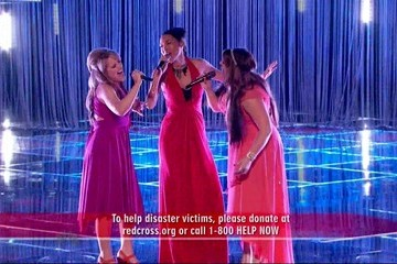 Sarah Simmons The Voice Season 4 Episode 20