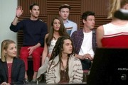 Dianna Agron Chris Colfer Photos Photo