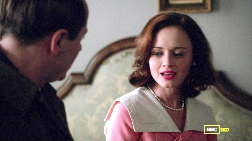 Alexis bledel mad men s5e09 4