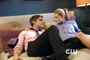 Chace Crawford and Ella Rae Peck Photos Photo